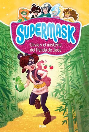 OLIVIA Y EL MISTERIO DE LA PANDA DE JADE