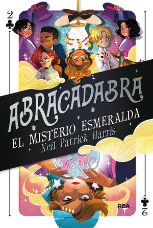 ABRACADABRA 2 EL MISTERIO ESMERALDA