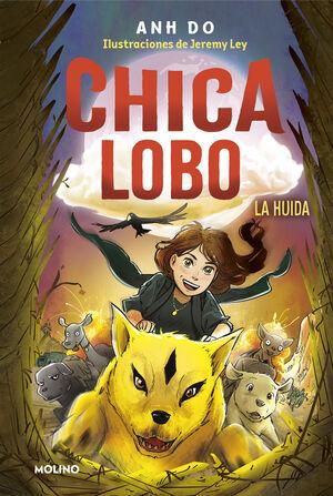CHICA LOBO 2. LA HUIDA