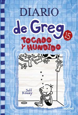 DIARIO DE GREG 15: TOCADO Y HUNDIDO