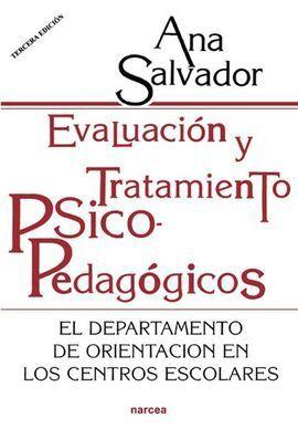 EVALUACIÓN Y TRATAMIENTO PSICOPEDAGÓGICO