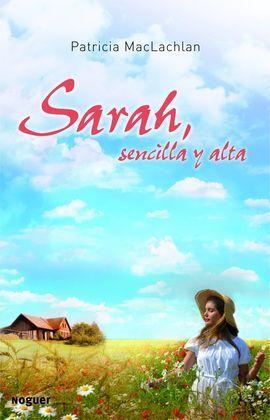SARAH SENCILLA Y ALTA