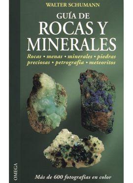 GUÍA DE ROCAS Y MINERALES