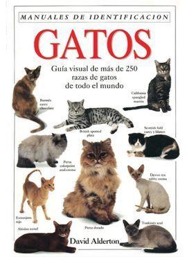 GATOS, MANUALES DE IDENTIFICACION
