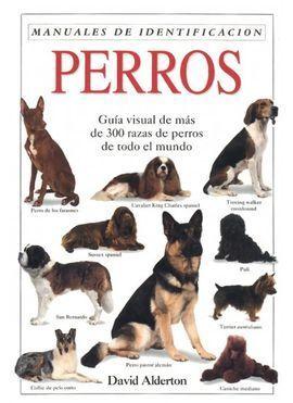 PERROS. MANUALES DE INDENTIFICACIÓN