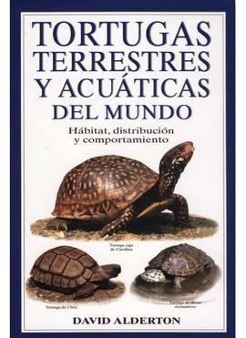 TORTUGAS TERRESTRES Y ACUÁTICAS DEL MUNDO