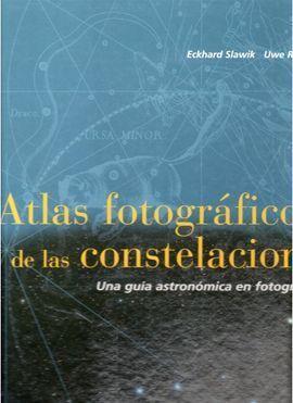 ATLAS FOTOGRÁFICO DE LAS CONSTELACIONES