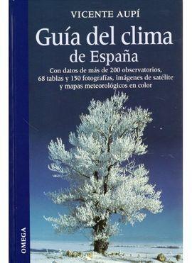 GUÍA DEL CLIMA DE ESPAÑA