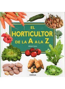 HORTICULTOR DE LA A A LA Z,EL