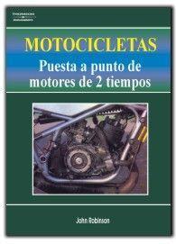 MOTOCICLETAS. PUESTA A PUNTO DE MOTORES DE 2 TIEMPOS