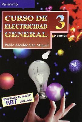 CURSO DE ELECTRICIDAD GENERAL
