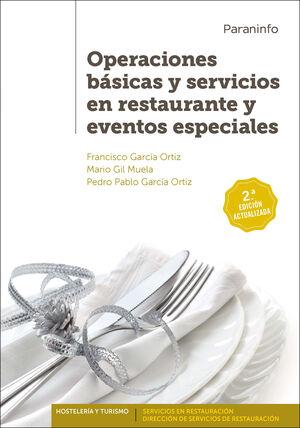 OPERACIONES BASICAS Y SERVICIOS EN RESTAURANTE Y EVENTOS ESPECIAL