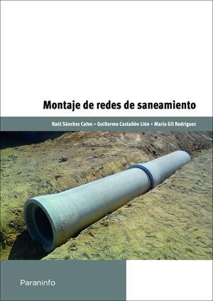 MONTAJE DE REDES DE SANEAMIENTO