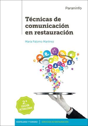 TECNICAS DE COMUNICACION EN RESTAURACION