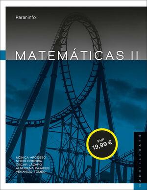 MATEMATICAS II. 2º BACHILLERATO (LOMCE)