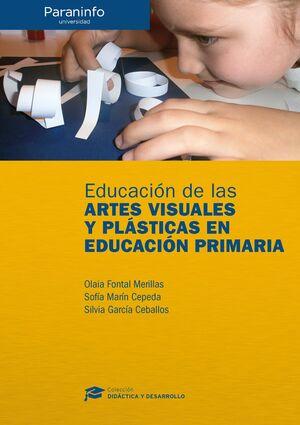 EDUCACION DE LAS ARTES VISUALES Y PLASTICAS EN EDUCACION PRIMARIA
