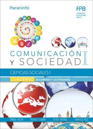 CUADERNO DE TRABAJO. CIENCIAS SOCIALES I (COMUNICACIÓN Y SOCIEDAD I)