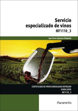 SERVICIO ESPECIALIZADO DE VINOS