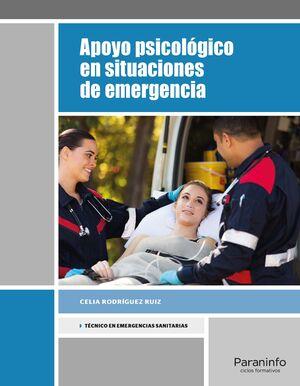 APOYO PSICOLOGICO EN SITUACIONES DE EMERGENCIA