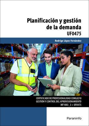 PLANIFICACIÓN Y GESTIÓN DE LA DEMANDA