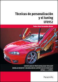 T�CNICAS DE PERSONALIZACIÓN Y EL TUNING