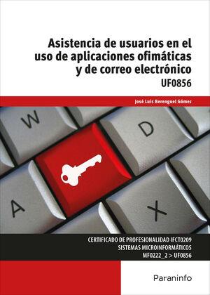 ASISTENCIA DE USUARIOS EN EL USO DE APLICACIONES OFIMATICAS Y DE