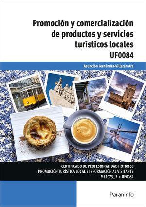 COMERCIALIZACIÓN DE PRODUCTOS Y SERVICIOS TURÍSTICOS LOCALES