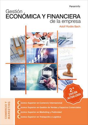 GESTION ECONOMICA Y FINANCIERA DE LA EMPRESA 2.ª EDICION 2018