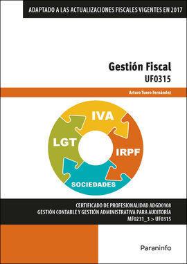 GESTIÓN FISCAL: UF0315