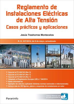 RAT. REGLAMENTO DE INSTALACIONES EL�CTRICAS DE ALTA TENSIÓN