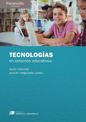 TECNOLOGIAS EN ENTORNOS EDUCATIVOS
