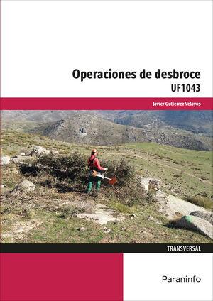 OPERACIONES DE DESBROCE