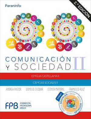COMUNICACIÓN Y SOCIEDAD II  2.ª EDICIÓN 2019