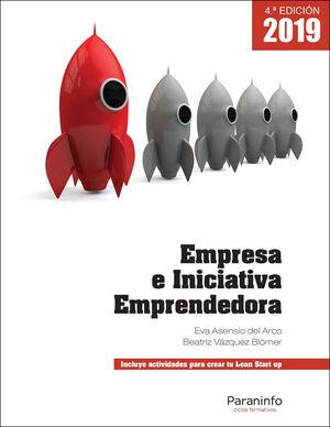 EMPRESA E INICIATIVA EMPRENDEDORA 4/E 2019 (CF)