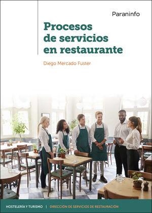 PROCESOS DE SERVICIOS EN RESTAURANTE