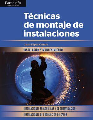 TECNICAS DE MONTAJE DE INSTALACIONES GM 17