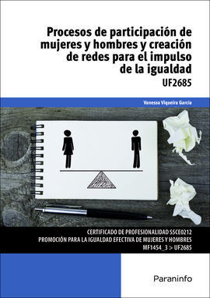 PROCESOS PARTICIPACIÓN MUJERES Y HOMBRES CREACIÓN REDES PARA IMPULSO DE IGUALDAD