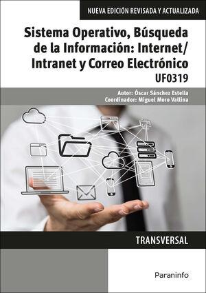 SISTEMA OPERATIVO, BUSQUEDA DE LA INFORMACION: INTERNET/INTRANET