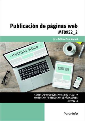 PUBLICACION DE PAGINAS WEB