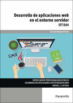 DESARROLLO DE APLICACIONES WEB EN EL ENTORNO SERVIDOR