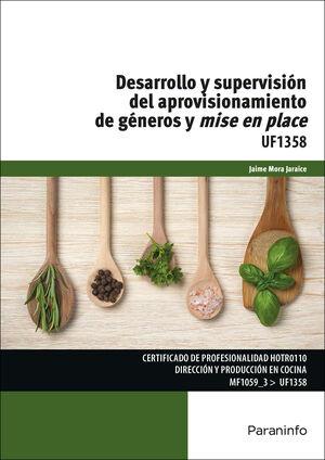 DESARROLLO Y SUPERVISION DEL APROVISIONAMIENTO DE GENEROS Y