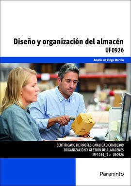 DISEÑO Y ORGANIZACION DEL ALMACEN