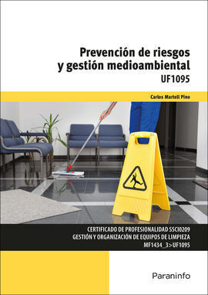 PREVENCION DE RIESGOS Y GESTION MEDIOAMBIENTAL