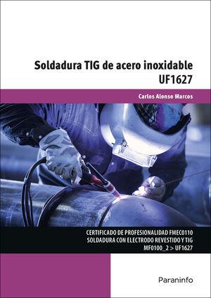 SOLDADURA TIG DE ACERO INOXIDABLE UF1627