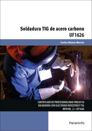 UF1626 - SOLDADURA TIG DE ACERO CARBONO