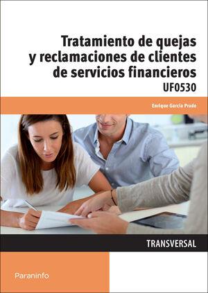 TRATAMIENTO DE QUEJAS Y RECLAMACIONES DE CLIENTES SERVICIOS INFOR
