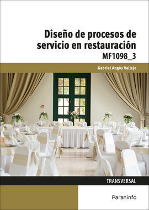 DISEÑO DE PROCESOS DE SERVICIO EN RESTAURACIÓN