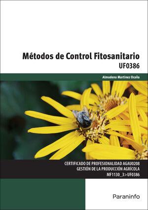 MÉTODOS DE CONTROL FITOSANITARIO