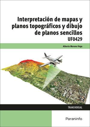 INTERPRETACION DE MAPAS Y PLANOS TOPOGRAFICOS Y DIBUJO DE PLANOS