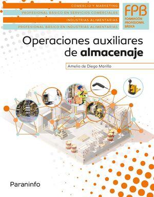 OPERACIONES AUXILIARES DE ALMACENAJE